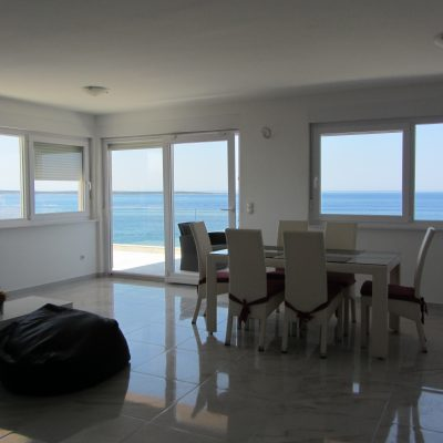 Mandre Giovanni room apartment Pag studio seaview beach